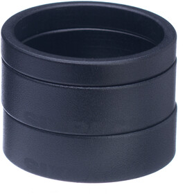 "Sixpack Menace Spacer 1 1/8"" stealth black"